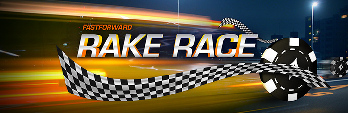 fastforward rake race
