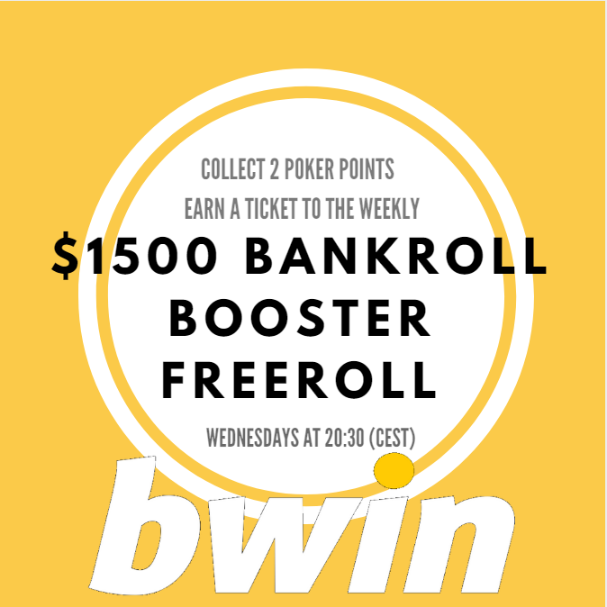 Boost your bankroll