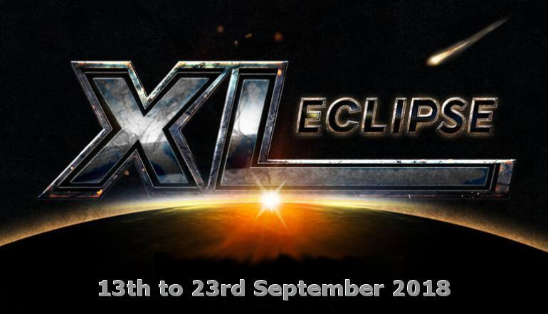 The 2018 XL eclipse