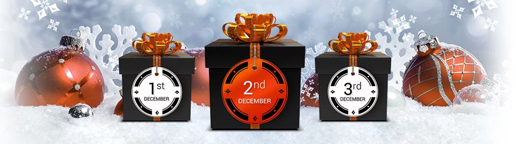 Advent Calendar promotion