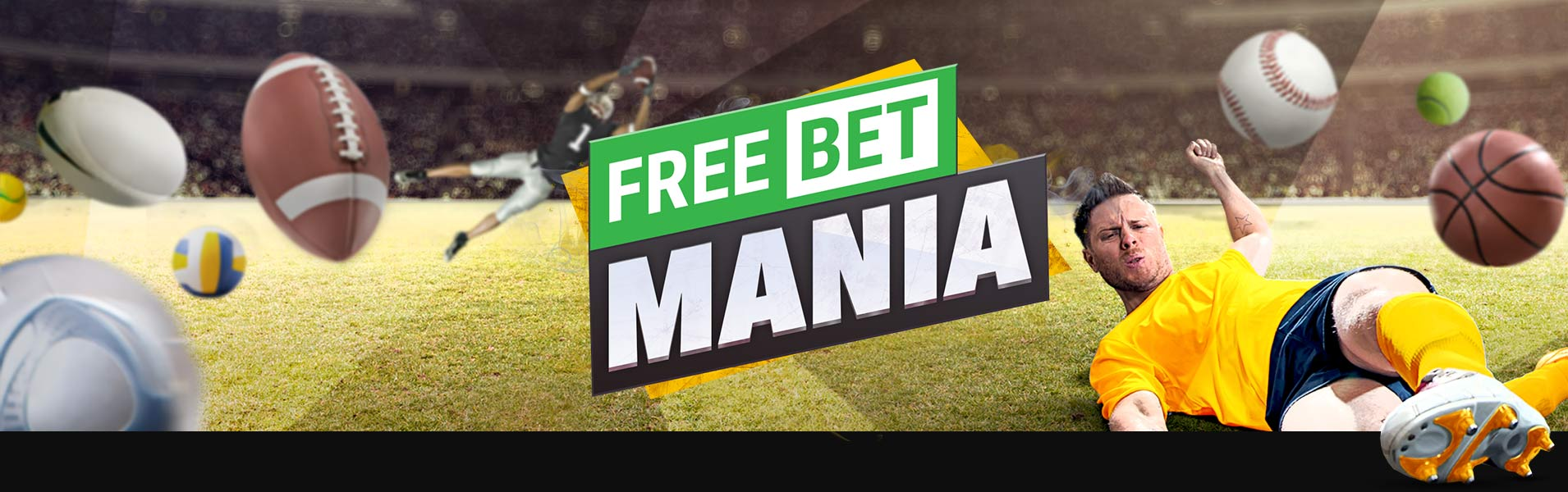 FreeBet Mania by bwin
