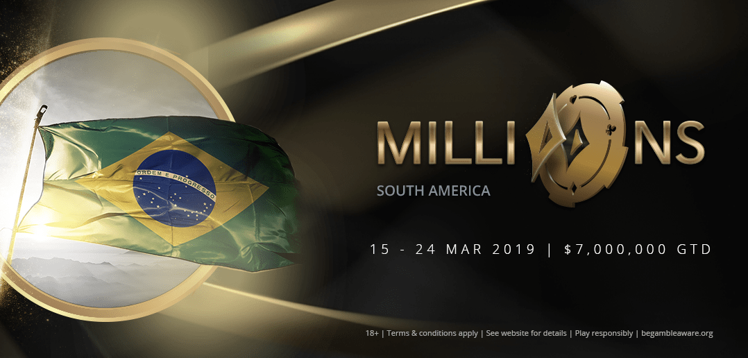 MILLIONS South America