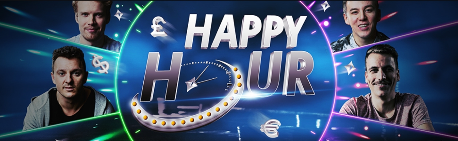 partypoker happy hour