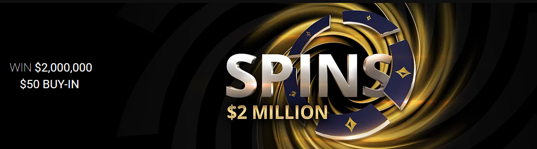 SPINS $2 MILLION