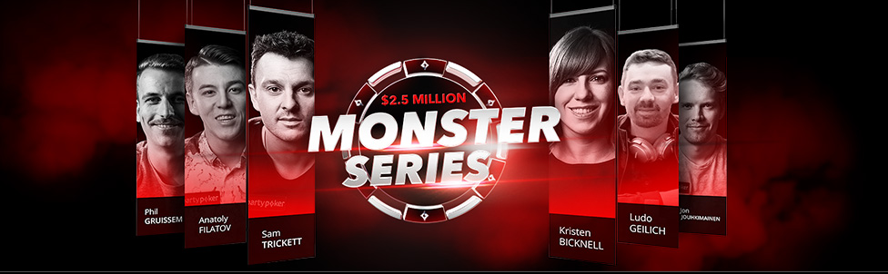 Another Monster Series