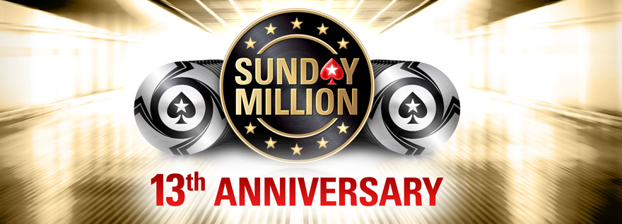 Sunday Million 13th