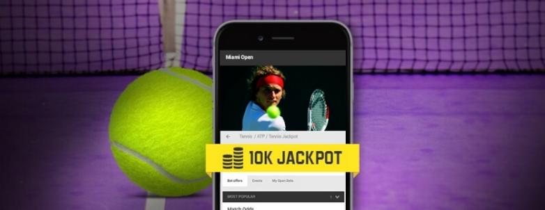 Tennis Jackpot Raffles