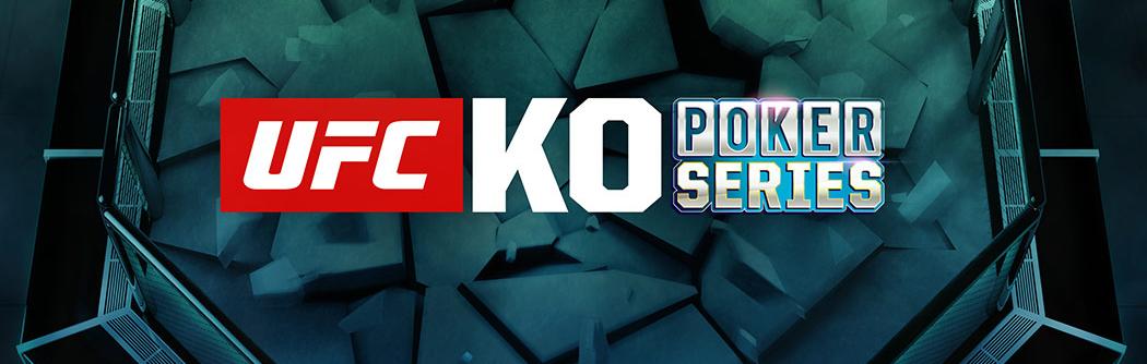 UFC KO Poker Series
