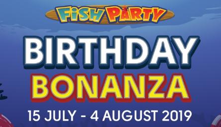 Fish Party Birthday
