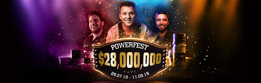 POWERFEST RETURNS