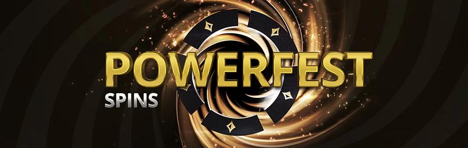 powerfest spins