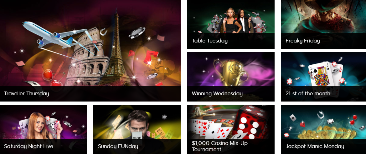 888casino daily promotions