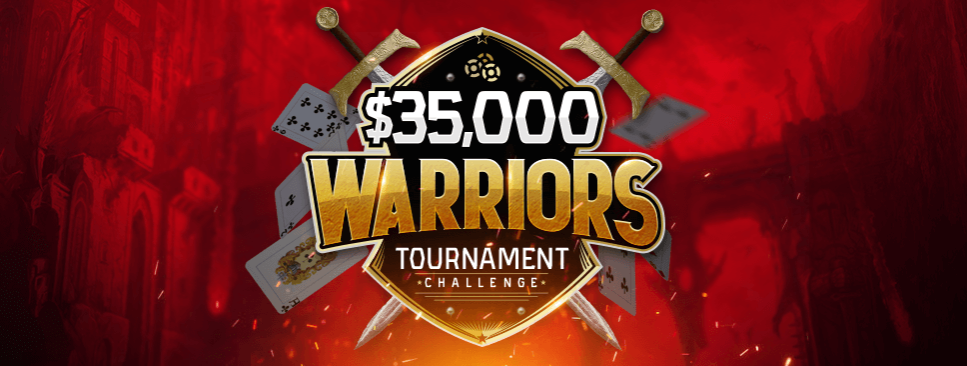 WARRIORS TOURNAMENT CHALLENGE