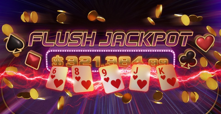 Flush Jackpot