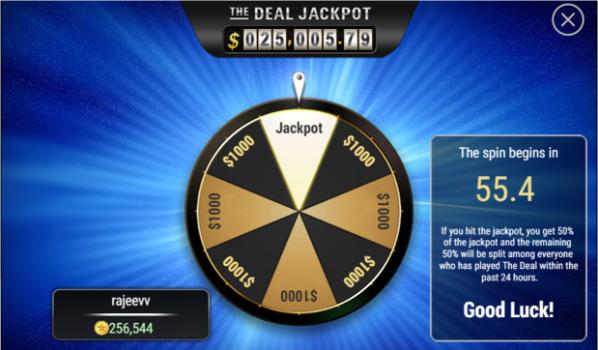 The Deal Jackpot