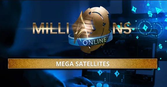 millions online - mega satellites