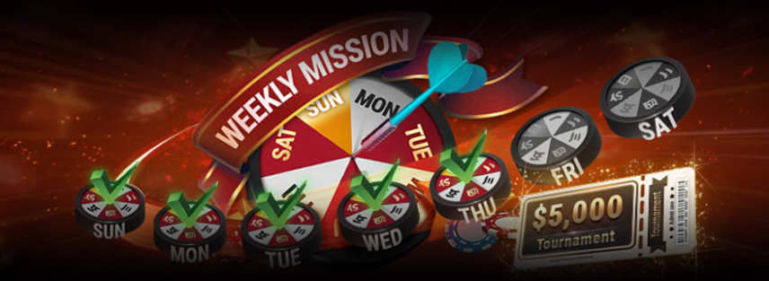 weekly mission