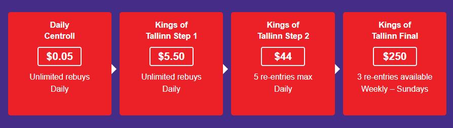 Kings of Tallinn satellites