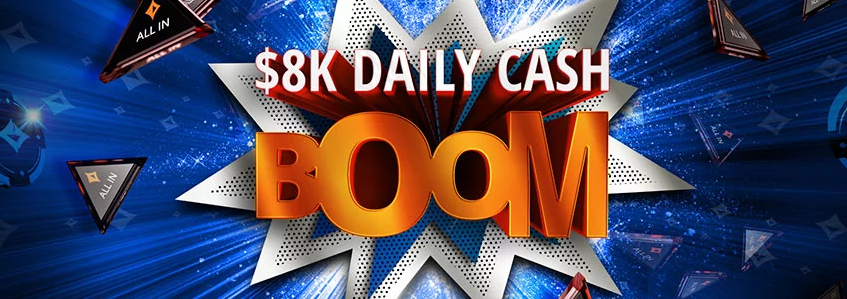 Daily Cash Boom