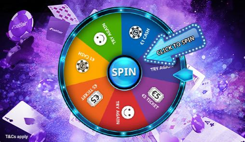 GET A FREE SPIN
