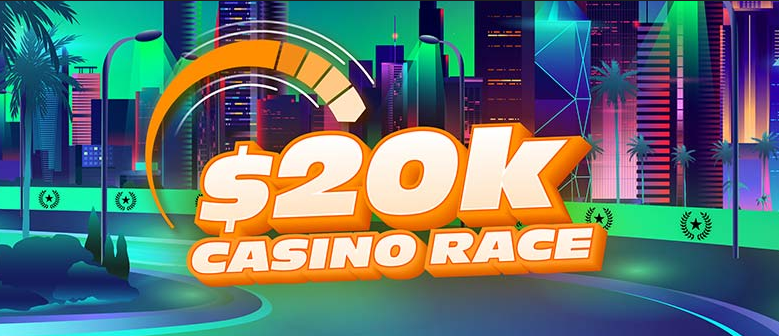 Monthly Casino Race