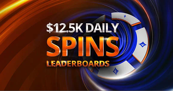 Daily SPINS Leaderboards