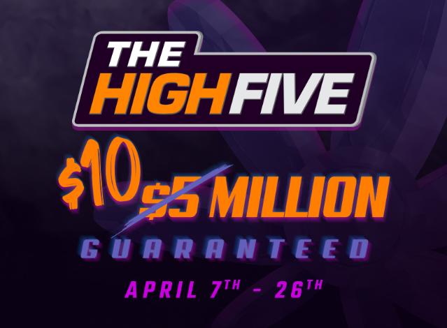 High Five Tournament Series