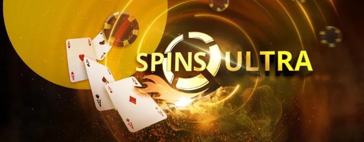 Spins Ultra