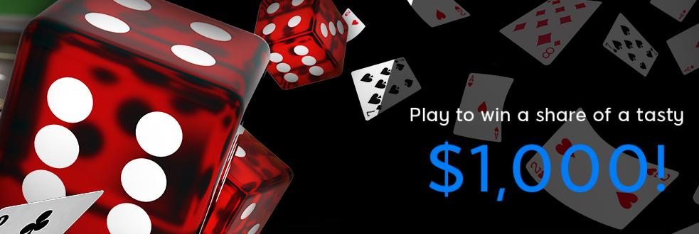 $1,000 Free Casino Mix-Up
