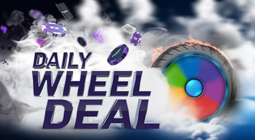 Daily Wheel Deal