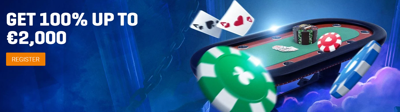 Nordicbet Poker Welcome Offer