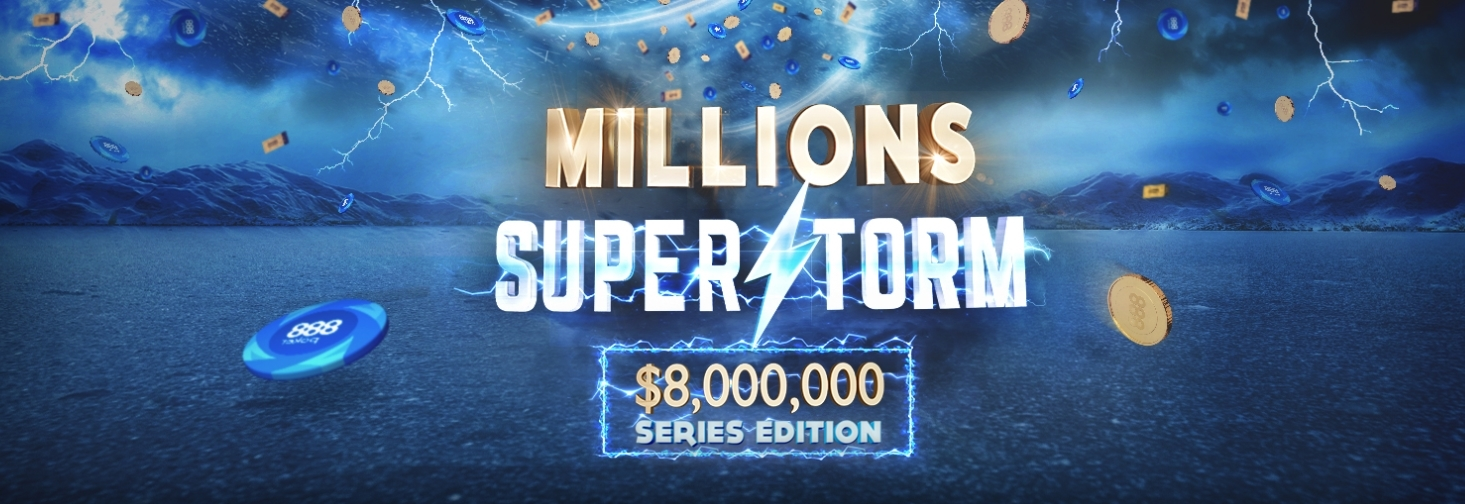 millions superstorm series