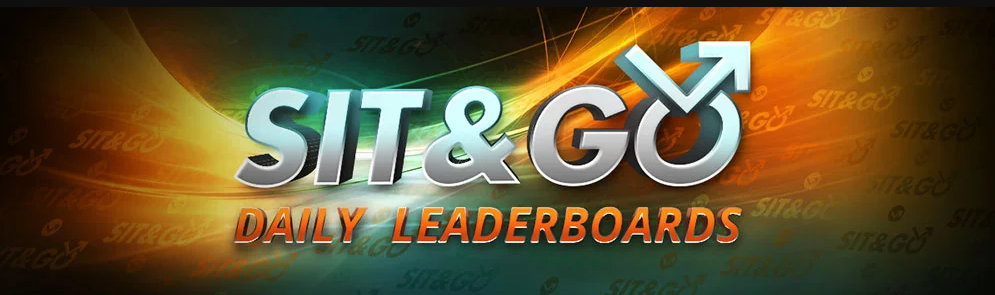 Sit & Go Daily Leaderboards