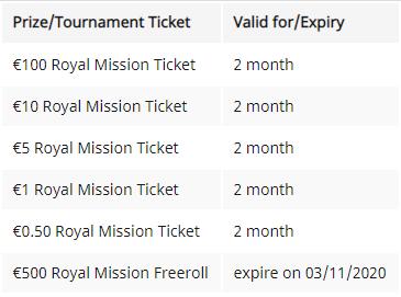 RedStar Royal Series 1
