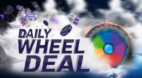 Betfair Daily Wheel Deal