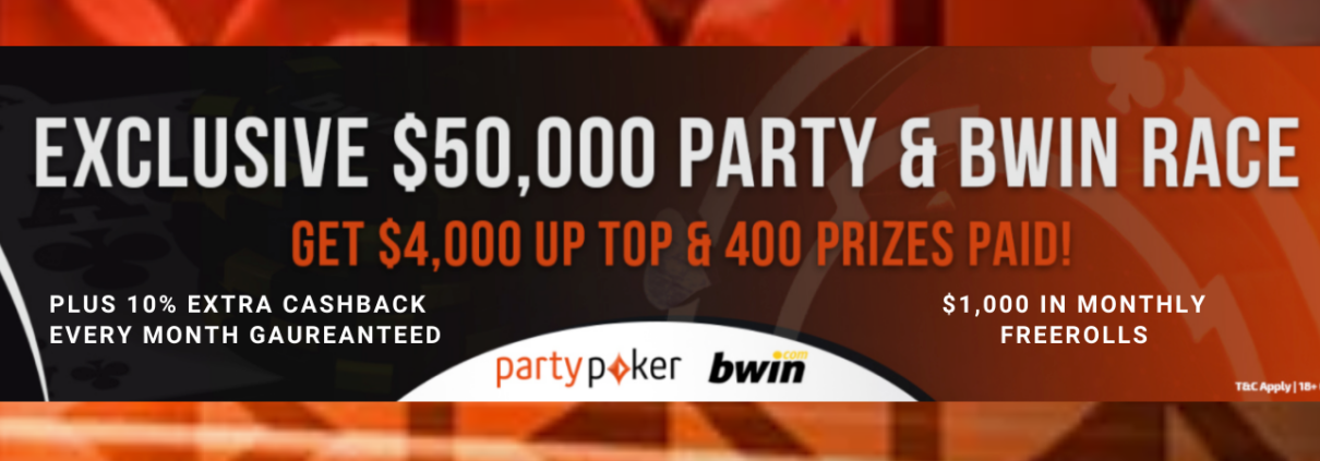 EXCLUSIVE POKER PROMOTIONS