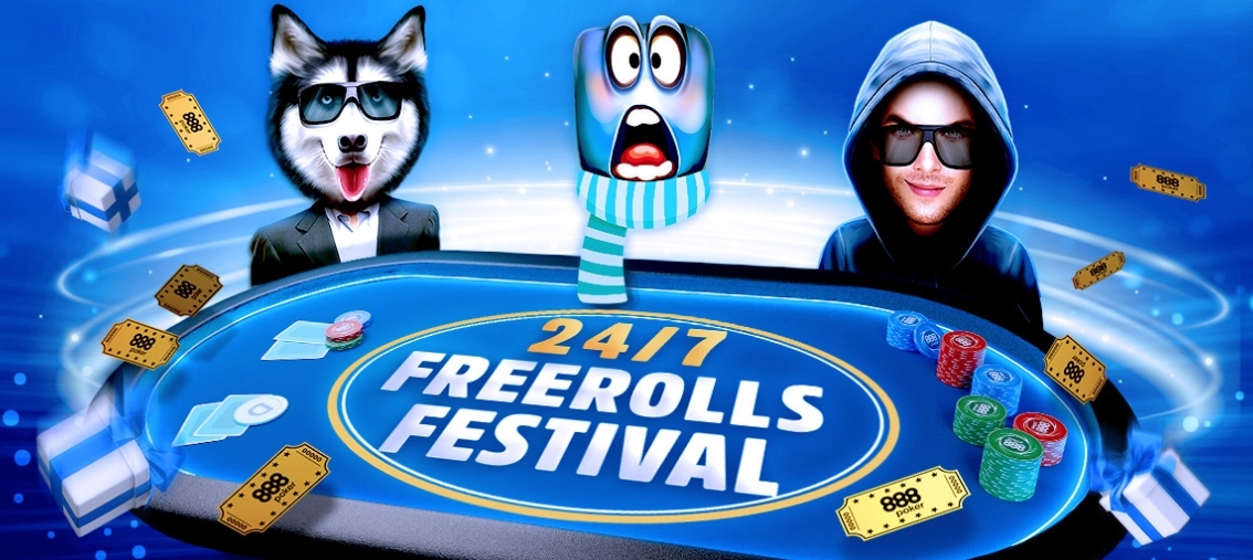 Freerolls Festival