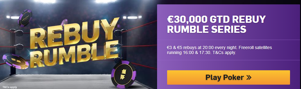 REBUY RUMBLE