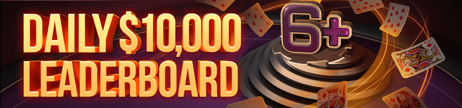 Short Deck Poker Leaderboard