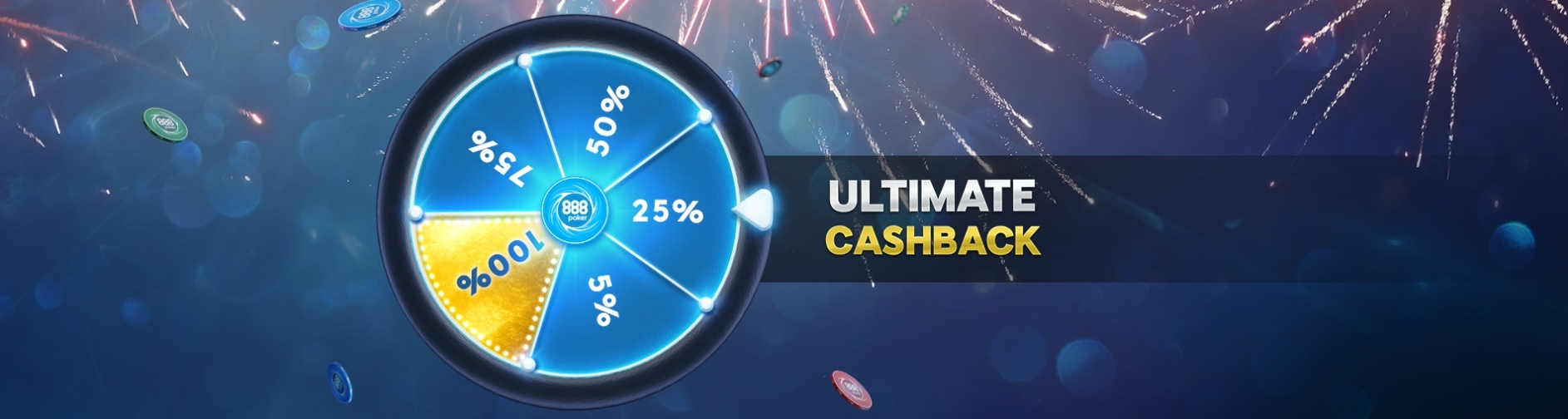 888poker Ultimate Cashback