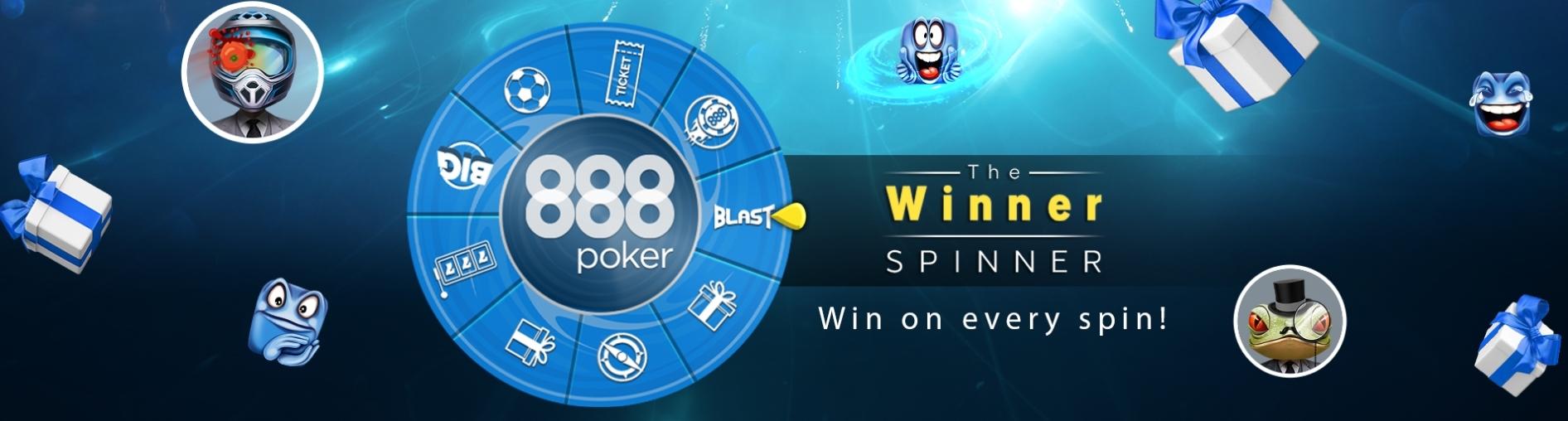 winner spinner
