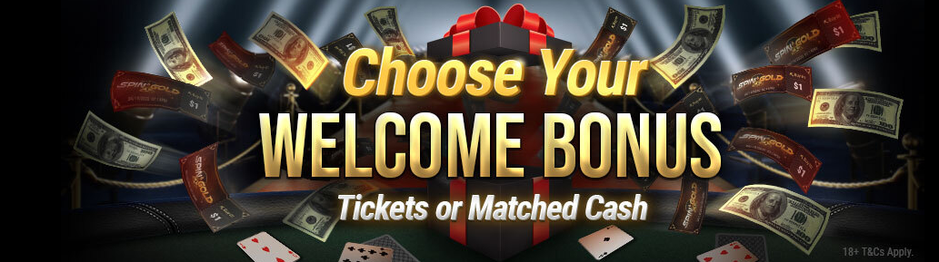 GGPoker Welcome Offer