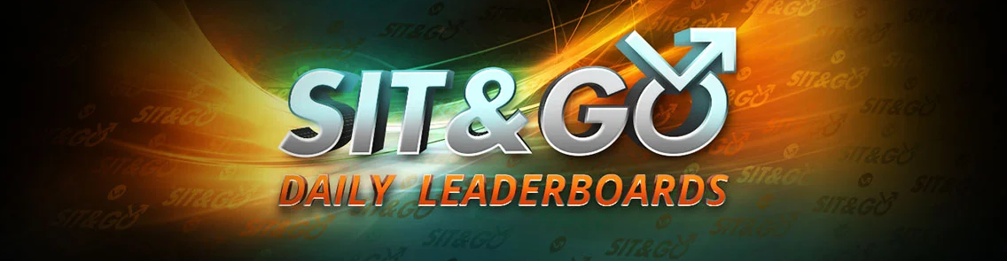 Daily Poker Leaderboards